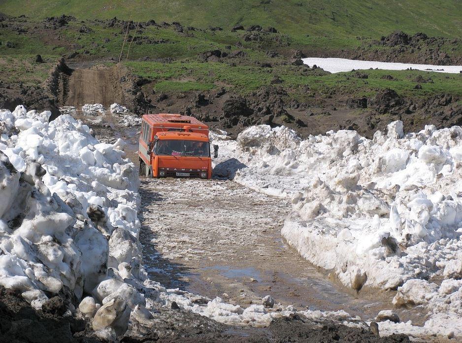 estabilización de caminos mineros