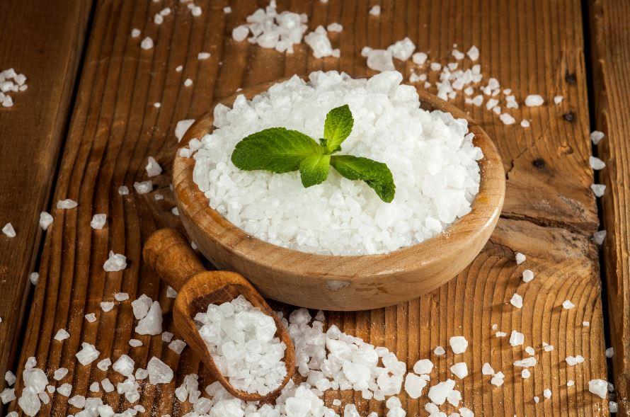 propiedades de la sal de mar
