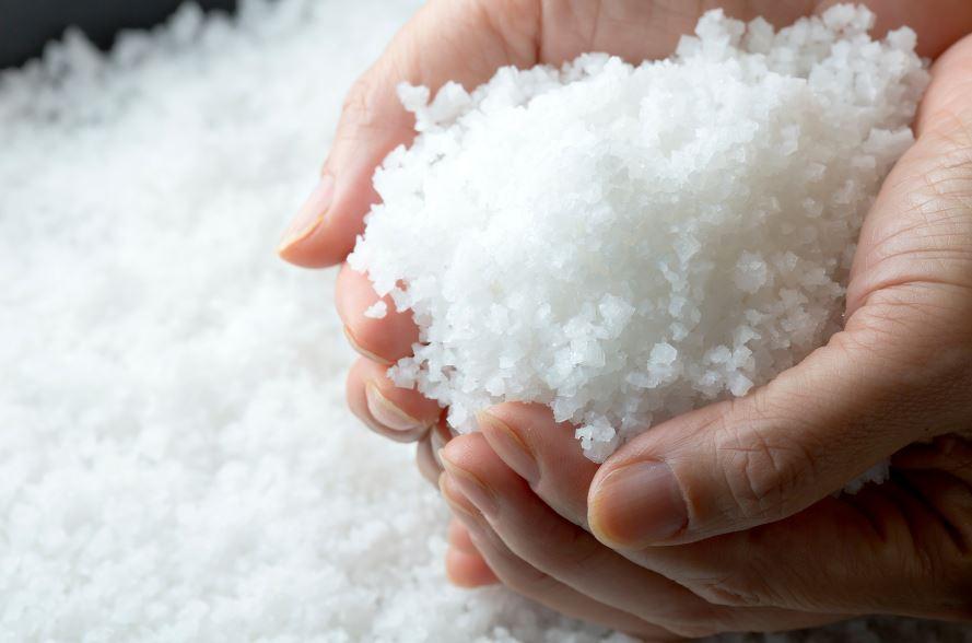 propiedades del cloruro de sodio